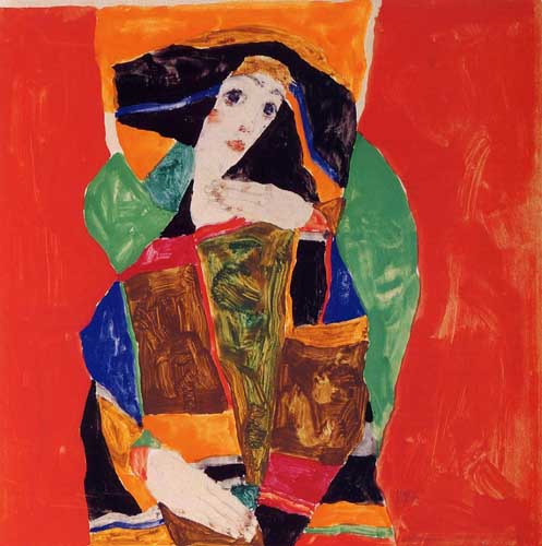 70927 Egon Schiele Paintings oil paintings for sale