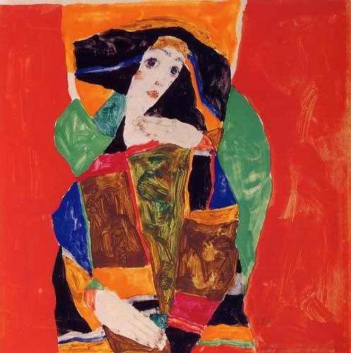 70927 Egon Schiele Paintings oil paintings for sale