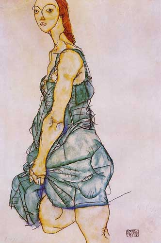 70931 Egon Schiele Paintings oil paintings for sale