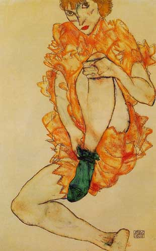 70933 Egon Schiele Paintings oil paintings for sale