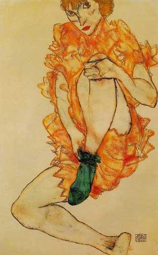 70933 Egon Schiele Paintings oil paintings for sale