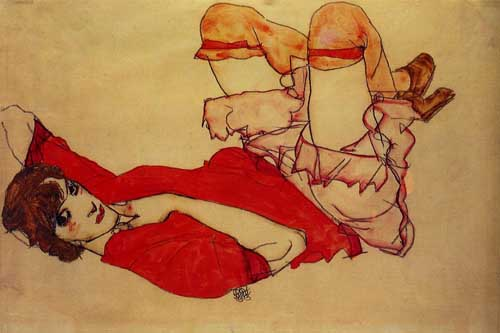70935 Egon Schiele Paintings oil paintings for sale
