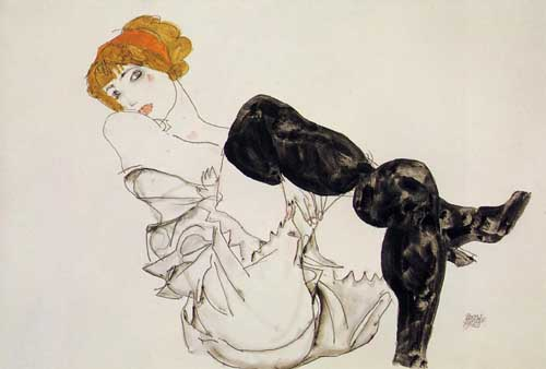 70936 Egon Schiele Paintings oil paintings for sale