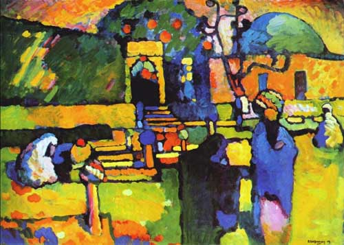 70942 Kandinsky Paintings oil paintings for sale