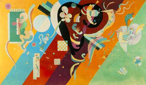 70972 Kandinsky Paintings oil paintings for sale
