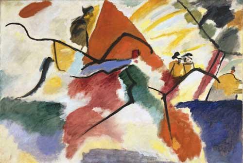 70975 Kandinsky Paintings oil paintings for sale
