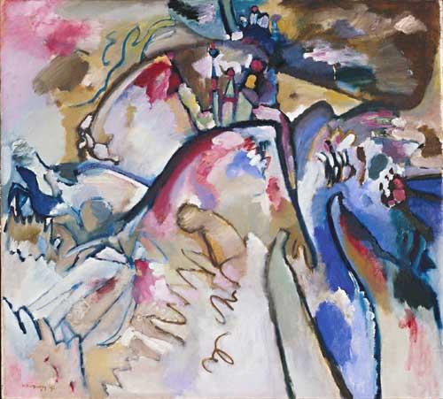 70977 Kandinsky Paintings oil paintings for sale