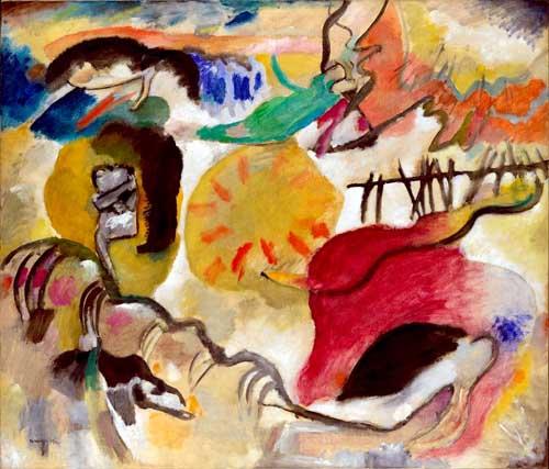 70978 Kandinsky Paintings oil paintings for sale