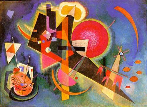 70980 Kandinsky Paintings oil paintings for sale