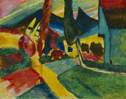 70981 Kandinsky Paintings oil paintings for sale