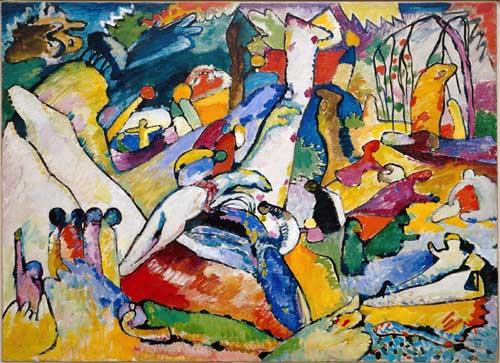 70984 Kandinsky Paintings oil paintings for sale