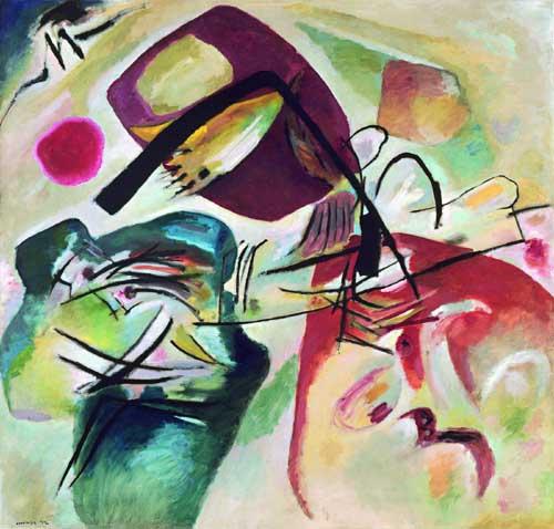 70987 Kandinsky Paintings oil paintings for sale
