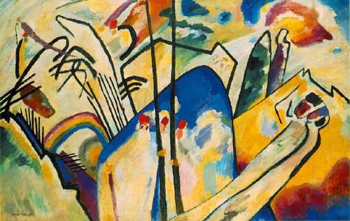 7123 Kandinsky Paintings oil paintings for sale