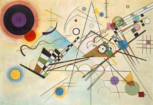7124 Kandinsky Paintings oil paintings for sale