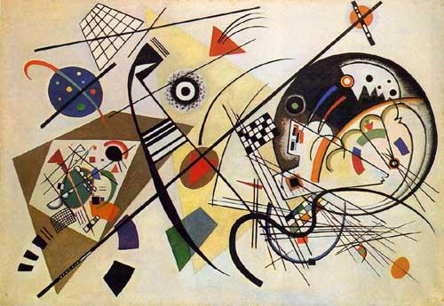 7127 Kandinsky Paintings oil paintings for sale