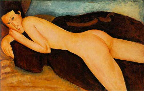 7155 Modigliani Paintings oil paintings for sale