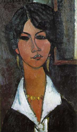 7156 Modigliani Paintings oil paintings for sale