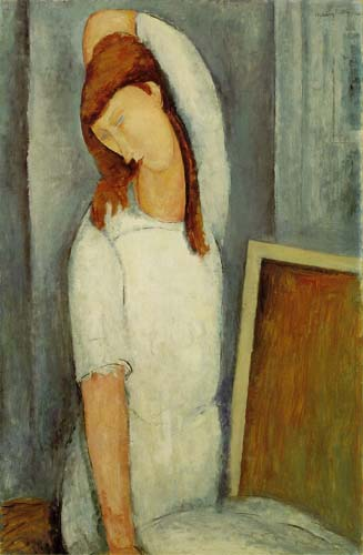 7157 Modigliani Paintings oil paintings for sale