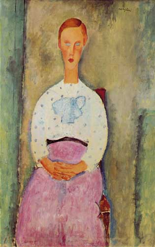 7158 Modigliani Paintings oil paintings for sale
