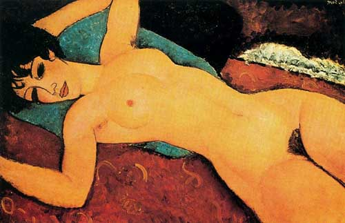 7159 Modigliani Paintings oil paintings for sale