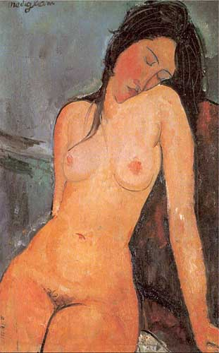 7160 Modigliani Paintings oil paintings for sale