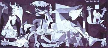 Oil Paintings Production:Picasso, Pablo: Guernica