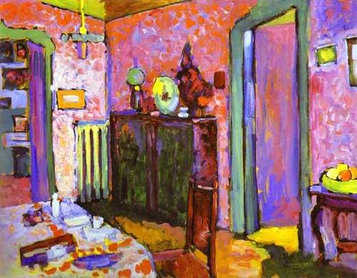 7327 Kandinsky Paintings oil paintings for sale