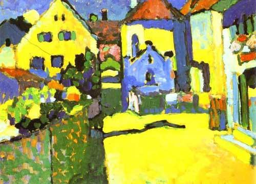7328 Kandinsky Paintings oil paintings for sale