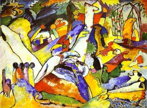 7329 Kandinsky Paintings oil paintings for sale