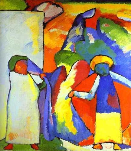 7330 Kandinsky Paintings oil paintings for sale