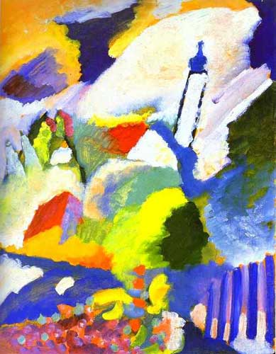 7331 Kandinsky Paintings oil paintings for sale