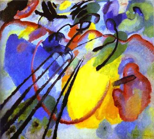 7332 Kandinsky Paintings oil paintings for sale