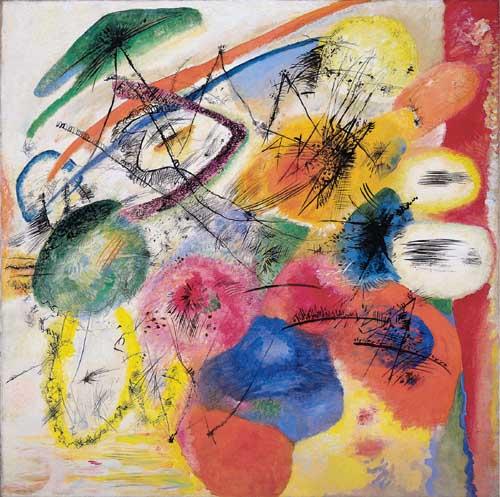 7333 Kandinsky Paintings oil paintings for sale