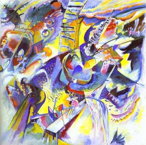 7334 Kandinsky Paintings oil paintings for sale