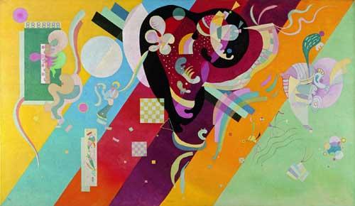 7337 Kandinsky Paintings oil paintings for sale