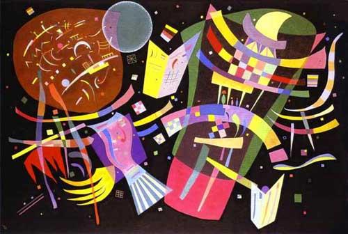 7339 Kandinsky Paintings oil paintings for sale