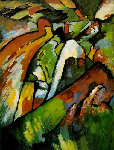 7342 Kandinsky Paintings oil paintings for sale