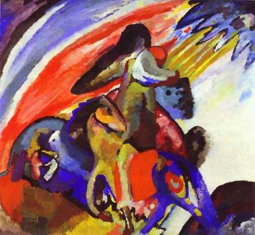 7343 Kandinsky Paintings oil paintings for sale