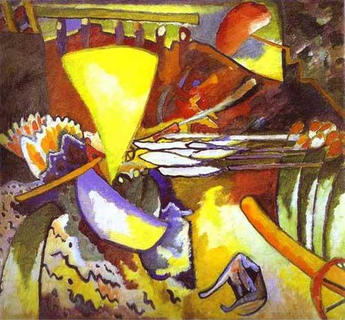 7344 Kandinsky Paintings oil paintings for sale