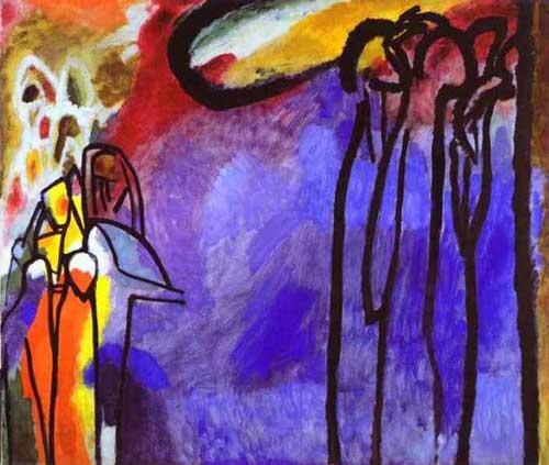 7346 Kandinsky Paintings oil paintings for sale