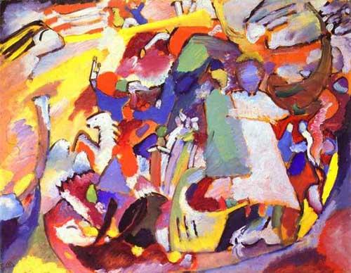 7347 Kandinsky Paintings oil paintings for sale