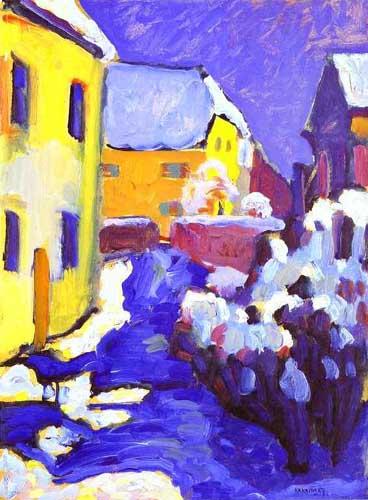 7348 Kandinsky Paintings oil paintings for sale