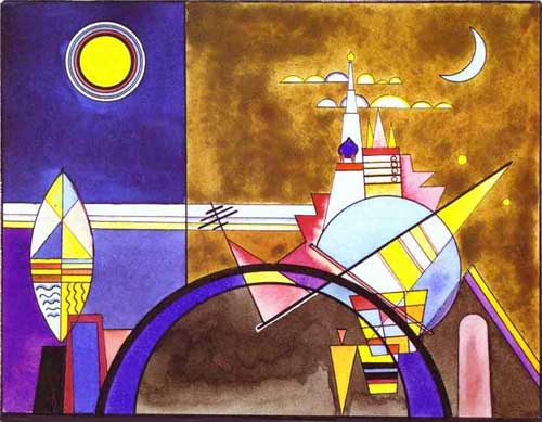 7350 Kandinsky Paintings oil paintings for sale