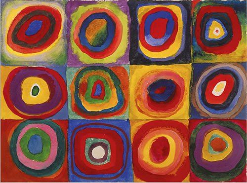 7351 Kandinsky Paintings oil paintings for sale