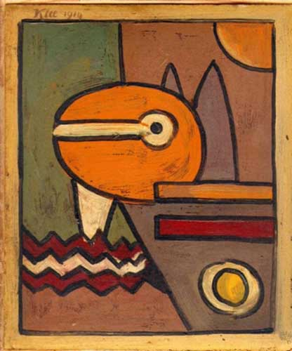 7376 Paul Klee Paintings oil paintings for sale
