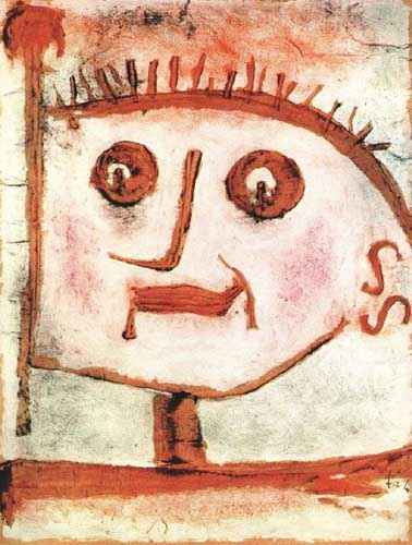 7377 Paul Klee Paintings oil paintings for sale