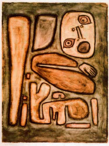 7382 Paul Klee Paintings oil paintings for sale