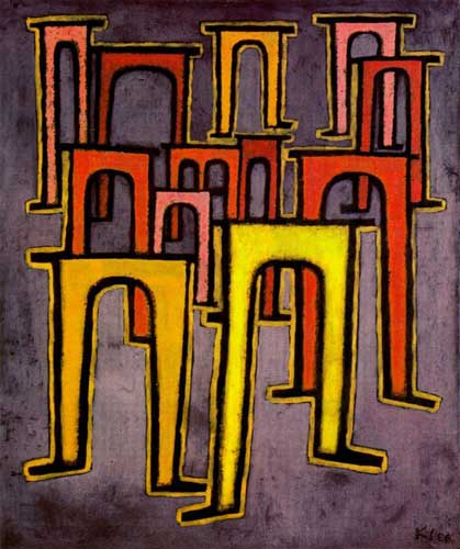 7385 Paul Klee Paintings oil paintings for sale