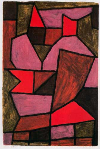 7386 Paul Klee Paintings oil paintings for sale