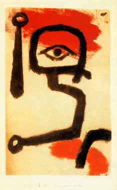 7387 Paul Klee Paintings oil paintings for sale